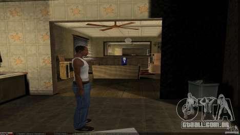 Compra da própria base para GTA San Andreas quinto tela