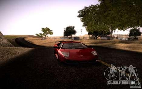 SA Illusion-S V1.0 Single Edition para GTA San Andreas quinto tela
