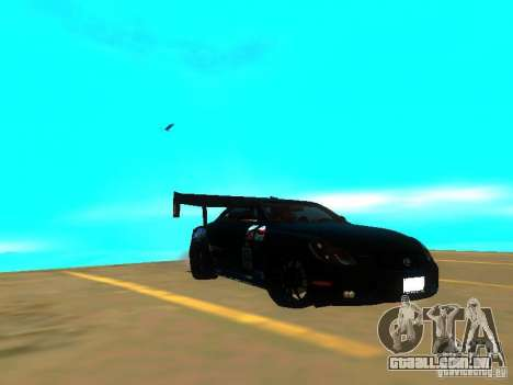 Lexus SC430 Daigo Saito v2 para GTA San Andreas