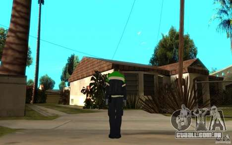 Ambulância russo para GTA San Andreas terceira tela