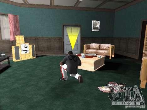 Respiração para GTA San Andreas segunda tela