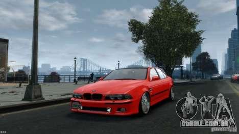 BMW M5 E39 BBC v1.0 para GTA 4