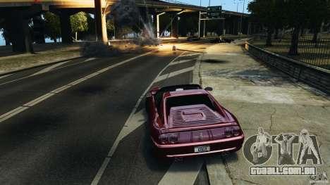 CarRocket v2 para GTA 4 terceira tela