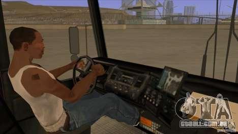 Ripley from GTA IV para vista lateral GTA San Andreas