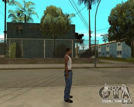 Armas de STALKERa para GTA San Andreas décima primeira imagem de tela