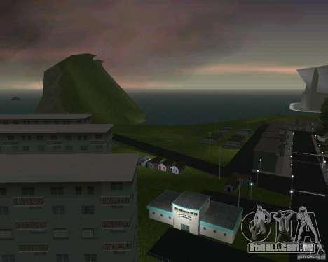 Volta para o futuro de Hill Valley para GTA Vice City quinto tela