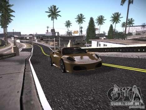 LiberrtySun Graphics ENB v2.0 para GTA San Andreas décimo tela
