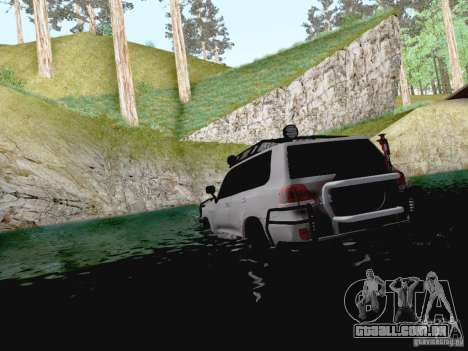 Hunting Mod para GTA San Andreas sétima tela