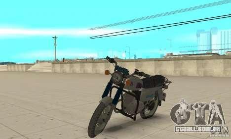 Sunrise 3 m-01 para GTA San Andreas