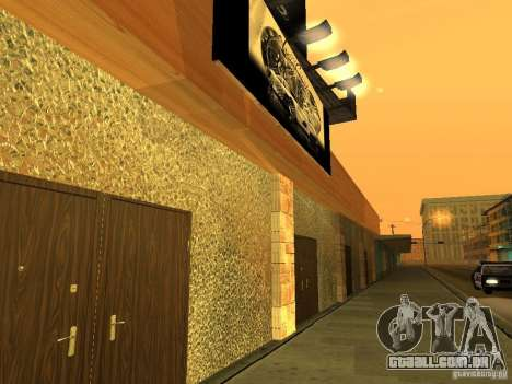 New PaynSpay: West Coast Customs para GTA San Andreas quinto tela