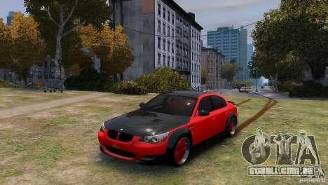 BMW M5 Lumma para GTA 4
