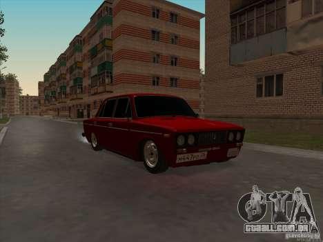 VAZ 2106 Pyatigorsk para GTA San Andreas