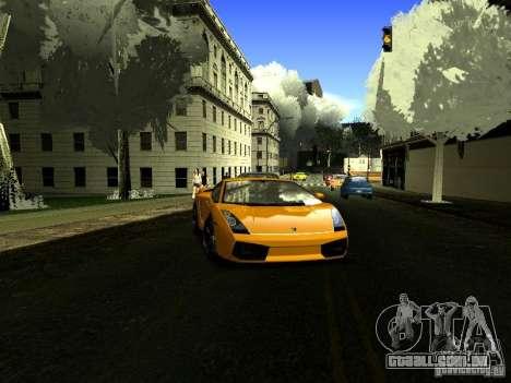 Queen Unique Graphics HD para GTA San Andreas