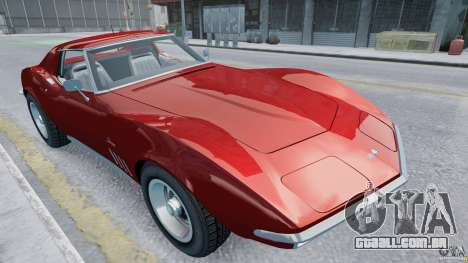 Chevrolet Corvette Stingray para GTA 4
