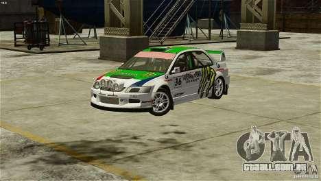 Mitsubishi Lancer Evolution IX RallyCross para GTA 4