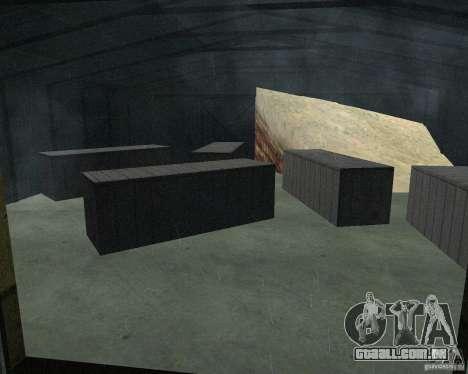 Dragão base v2 para GTA San Andreas por diante tela