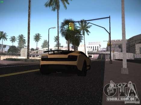 LiberrtySun Graphics ENB v2.0 para GTA San Andreas