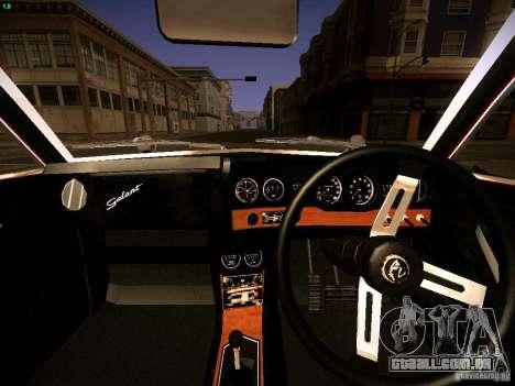 Mitsubishi Galant GTO-MR para GTA San Andreas vista direita