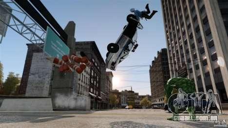 Script de Hulk para GTA 4 segundo screenshot