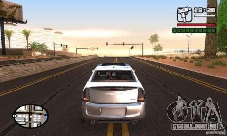 ENBSeries by dyu6 v4.0 para GTA San Andreas oitavo tela