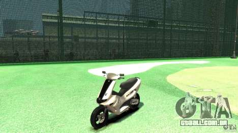 Gilera runner 50 SP With livery para GTA 4