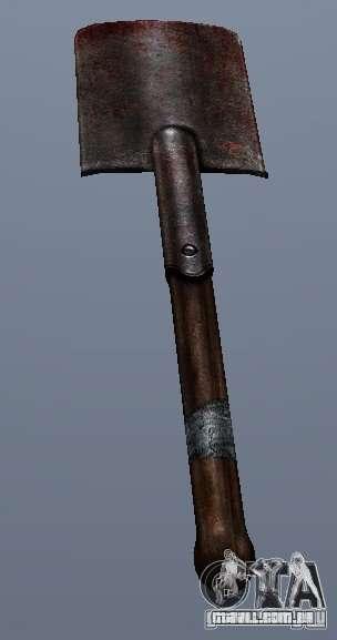 Shovel para GTA San Andreas segunda tela