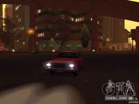GÁS 24 CR v2 para GTA San Andreas