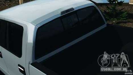 Ford F-150 v1.0 para GTA 4 rodas