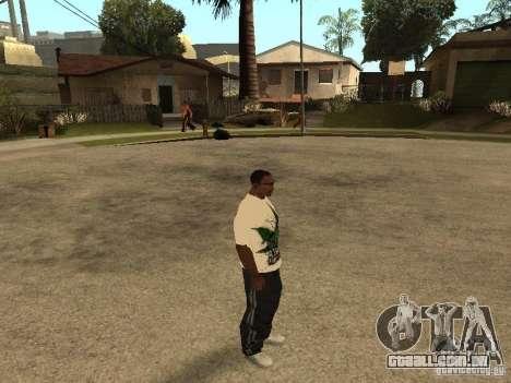 Mike Svoboda para GTA San Andreas terceira tela