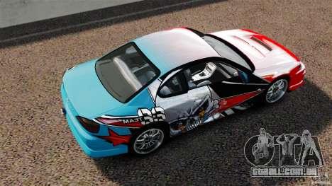 Nissan Silvia S15 Evil Empire para GTA 4 vista direita