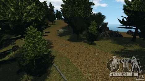 DiRTY - LandRush para GTA 4 sexto tela