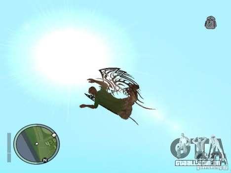 Asas-as asas para GTA San Andreas por diante tela