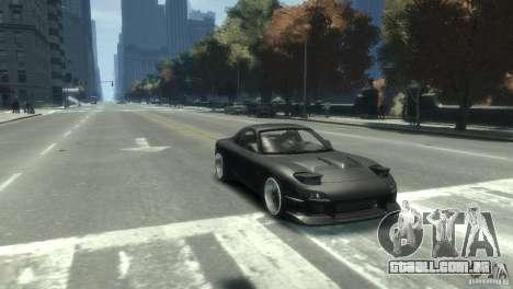 Mazda RX-7 FD3s para GTA 4 vista direita
