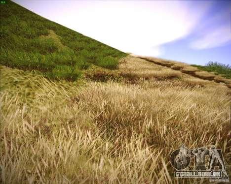 Grass form Sniper Ghost Warrior 2 para GTA San Andreas oitavo tela