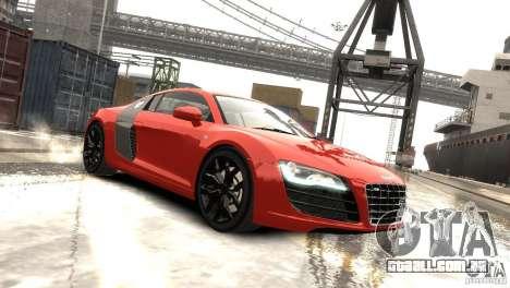 Audi R8 V10 2010 [EPM] para GTA 4 esquerda vista