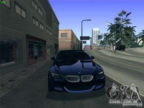 BMW M6 2010 Coupe para GTA San Andreas