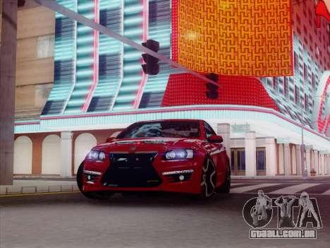 ENB v1.2 by TheFesya para GTA San Andreas