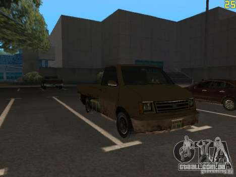Moonbeam Pickup para GTA San Andreas
