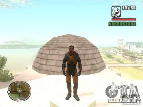Gordon Freemen para GTA San Andreas