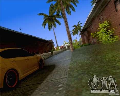 ENBSeries by Sankalol para GTA San Andreas oitavo tela