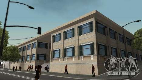 Estrutura de garagens e edifícios em SF para GTA San Andreas