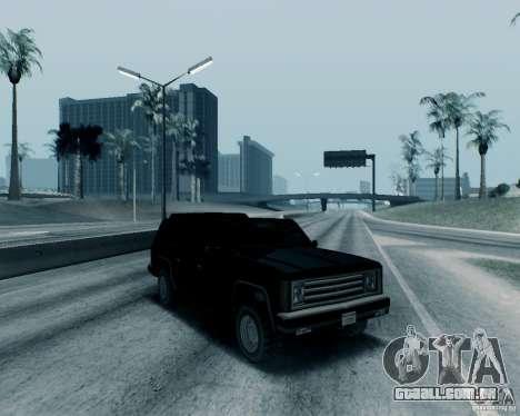 Setan ENBSeries para GTA San Andreas décima primeira imagem de tela