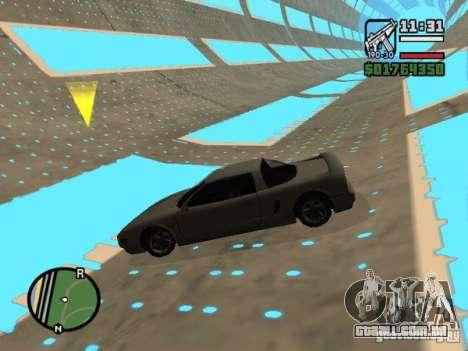 Krant race v2 para GTA San Andreas segunda tela