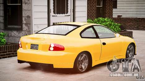 Pontiac GTO 2004 para GTA 4 vista interior