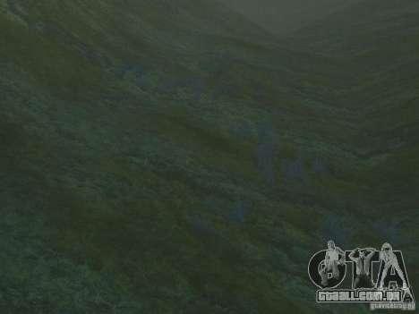 HD texturas de fundo do mar para GTA San Andreas terceira tela
