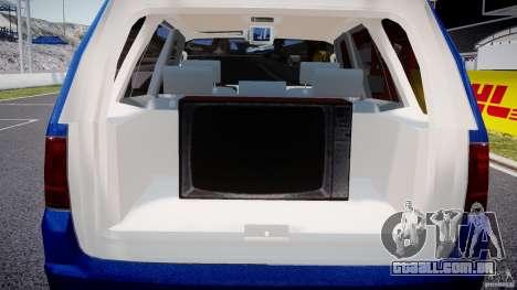 Lincoln Navigator 2004 para GTA 4 motor