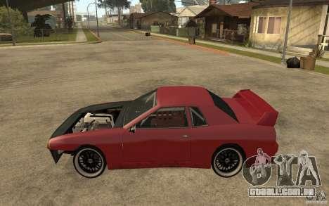 Drift Elegy para GTA San Andreas