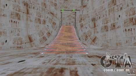 Demolition Derby Arena (Happiness Island) para GTA 4 quinto tela