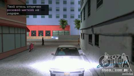 Passageiro de equitação para GTA Vice City segunda tela