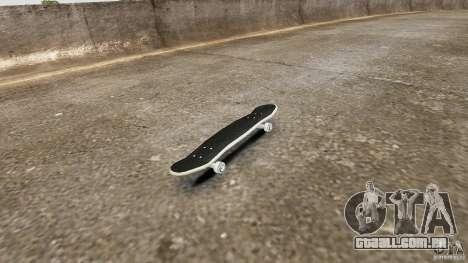 Skate # 4 para GTA 4 esquerda vista